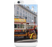 Regents Street, London iPhone Case/Skin