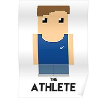 The Breakfast Club - The Athlete Poster