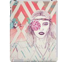 Lollipop Girl iPad Case/Skin