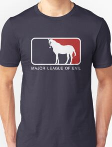 Major League of Evil T-Shirt