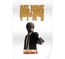 I Dare Ya Poster