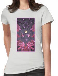 Mega Gengar Womens Fitted T-Shirt