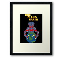 This Island Earth - Metaluna Mutant Framed Print