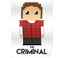 The Breakfast Club - The Criminal Poster