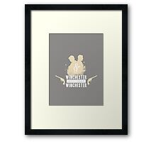 Winchester and Winchester Framed Print
