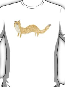 Fluffy Weasel T-Shirt
