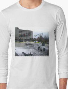 Cavendish Square St. John's, NL - 1930 - 2014 Long Sleeve T-Shirt