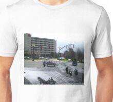 Cavendish Square St. John's, NL - 1930 - 2014 Unisex T-Shirt
