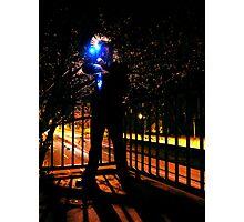 Hunting Light Photographic Print