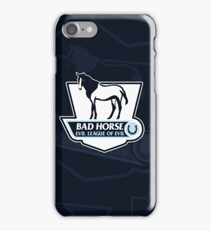 Premier League of Evil iPhone Case/Skin