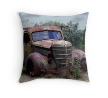 Rust In Peace 2 Throw Pillow