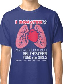 Aperture Donor Classic T-Shirt