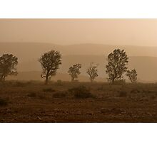 Shades of Dust Photographic Print