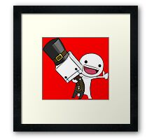 Battleblock Framed Print