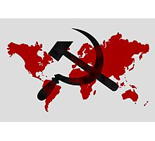 The Specter of Communism Photographic Print