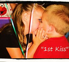 """The First Kiss"" by Chasity Edmonson-Hobbs"
