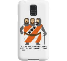 Threed Headed Giant - Monty Python and the Holy Pixel Samsung Galaxy Case/Skin