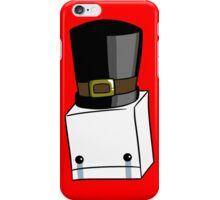 Hatty Head iPhone Case/Skin