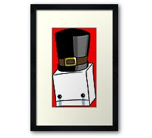 Hatty H. Framed Print