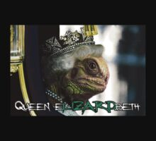 Queen Elizardbeth by IlluminNation