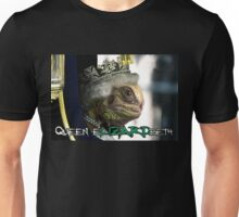 Queen Elizardbeth Unisex T-Shirt