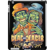 Dead and Deader iPad Case/Skin