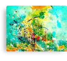 Count It All Joy I Canvas Print