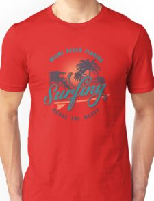 Miami beach – Florida Unisex T-Shirt