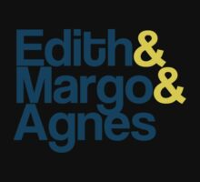 Edith&Margo&Agnes by PaulRoberts