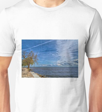 Restless Sea and Sky Unisex T-Shirt