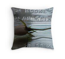 """""""Dr rook"""" Throw Pillow"""