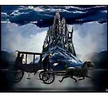 Von Dracul's realm Photographic Print