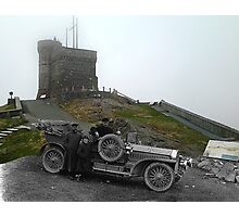 Cabot Tower - Signal Hill, St. John's, NL Photographic Print