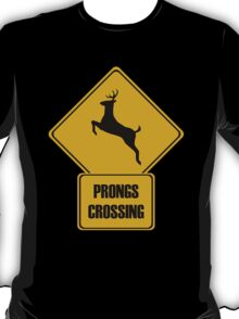 Prongs Crossing T-Shirt