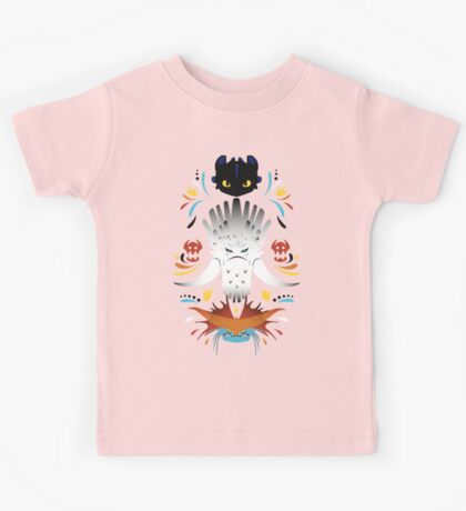 Trained Dragons Kids Tee