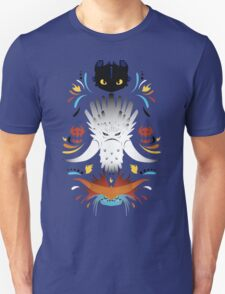 Trained Dragons Unisex T-Shirt