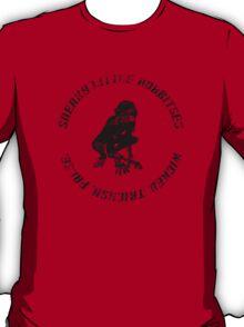 Gollum - Wicked. Tricksy. False. (Distressed) T-Shirt