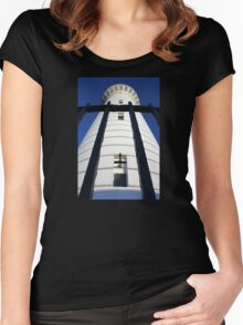 Behind Bars Women's Fitted Scoop T-Shirt