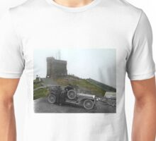 Cabot Tower - Signal Hill, St. John's, NL Unisex T-Shirt