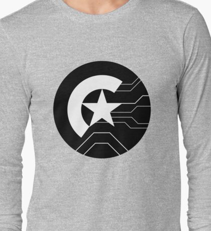 Stucky shield Long Sleeve T-Shirt