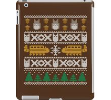 My Neighbor's Holiday iPad Case/Skin