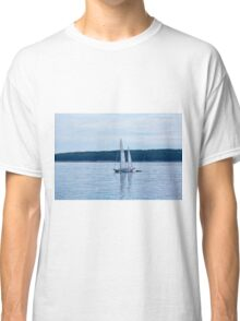 Arriving Frenchman Bay Classic T-Shirt