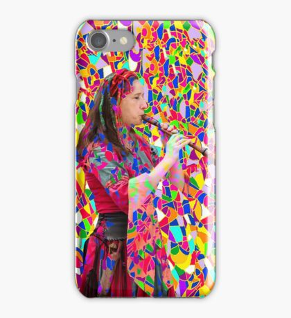Music in Color iPhone Case/Skin