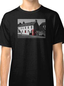 Red Highlights Classic T-Shirt