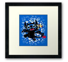 How to Train Experiment 626 Framed Print