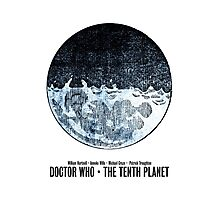 Doctor Who · The Tenth Planet Photographic Print