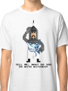 Bedevere - Monty Python and the Holy Pixel Classic T-Shirt
