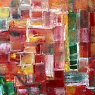 """ART by bec """"Busy Day with a Grin"""" by ARTbybec"""