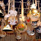 Baubles, bangles and Bright shiny beads... by Nancy Richard