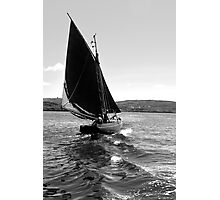 Traditional Sail Photographic Print
